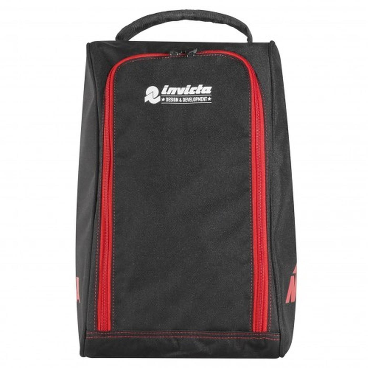 174228 Nordica 0N303700741 NORDICA Promo Boot Bag Sort/Rød OS Nordica Støvelbag